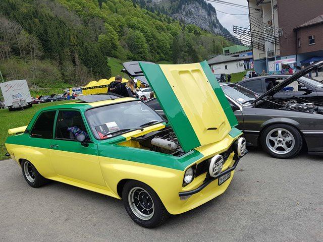 Opel treffen hoch ybrig webcam